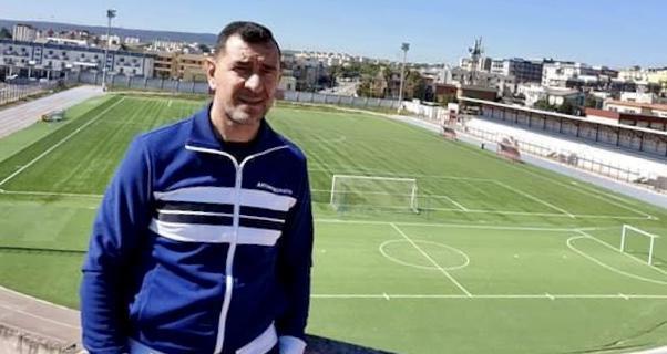 Franco Danza, nuovo allenatore del Castellaneta