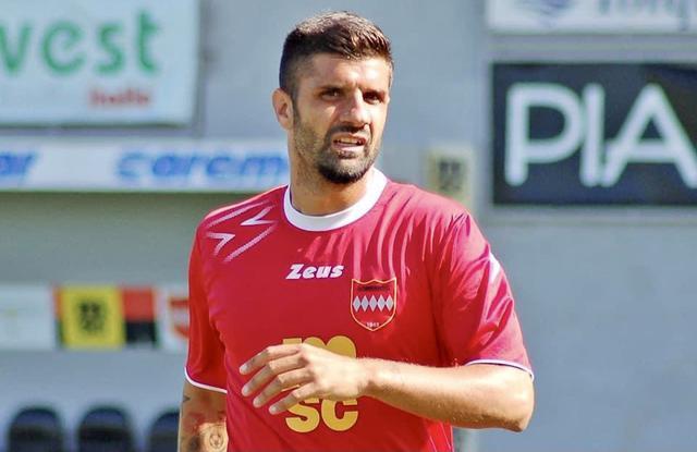 Nicola Mancino, foto Sorrento Calcio