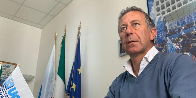 Antonio Spera, Segretario Nazionale Ugl Metalmeccanici