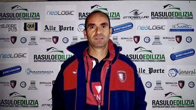 Marcio Volpini, coach di Bernalda