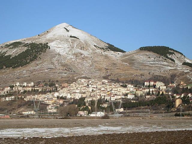 Una veduta di Rivisondoli - Foto Wikipedia