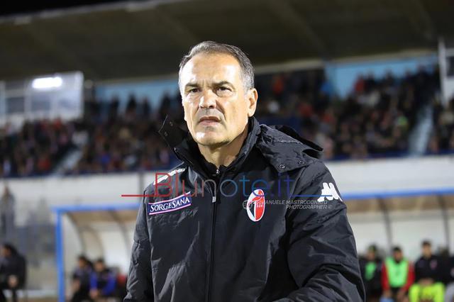 Vincenzo Vivarini, allenatore del Bari