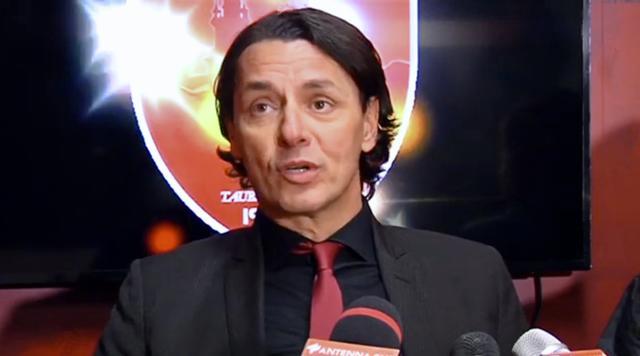 Salvatore Donadei, presidente del Nardò