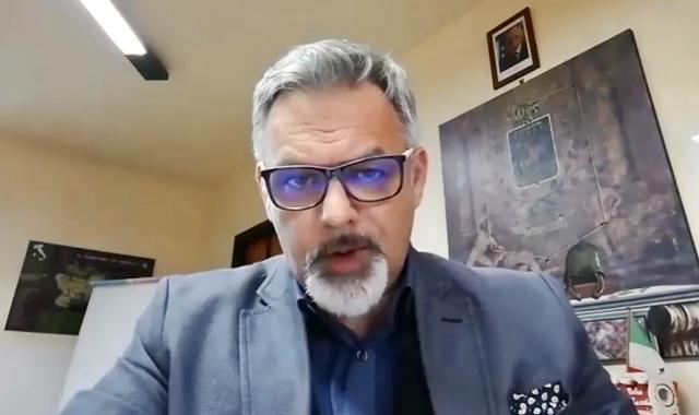 Luca Lopomo, sindaco di Crispiano