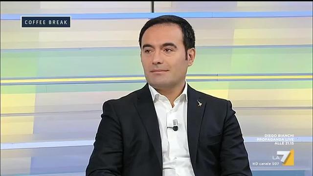 Rossano Sasso, deputato leghista