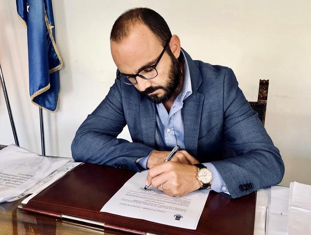 Ciro DAlò - sindaco di Grottaglie