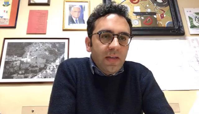Vito Parisi, sindaco di Ginosa