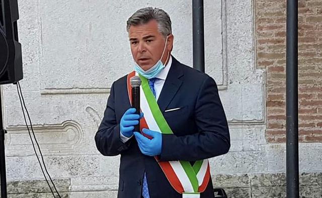 Franco Landella, sindaco di Foggia