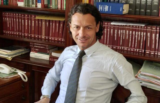 Salvatore Donadei, presidente del Nardò - Foro Corriere Salentino