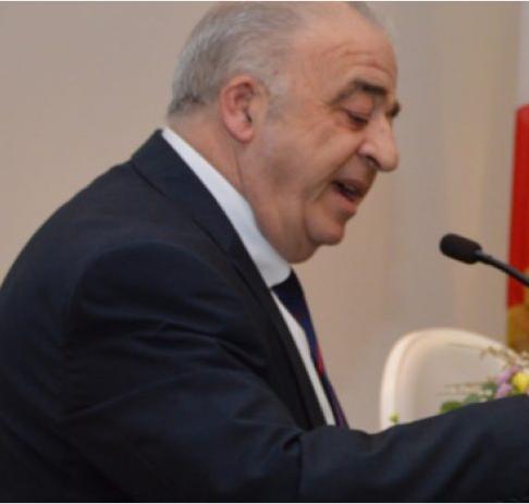 Pietro De Giorgio, Segretario Generale Cisl Pensionati Taranto Brindisi