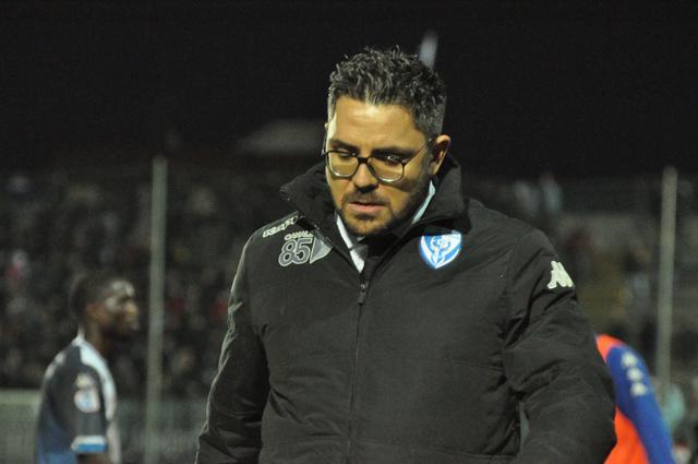 Luigi Volume, direttore tecnico del Brindisi
