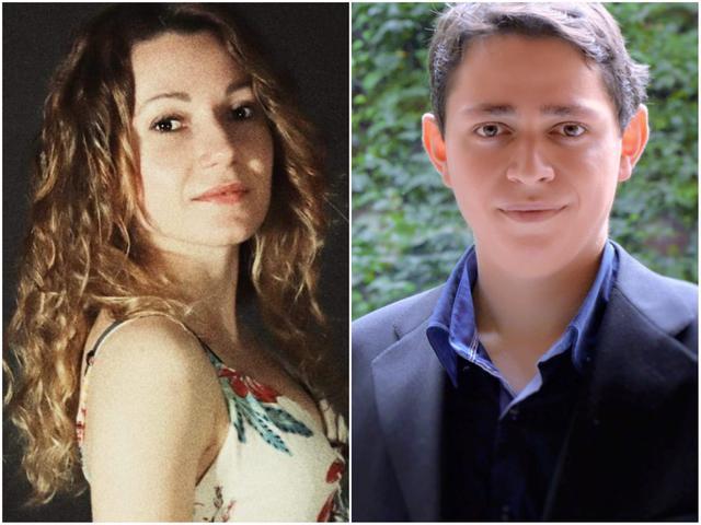 Claudia Lucia Ostuni e Francesco Vitucci