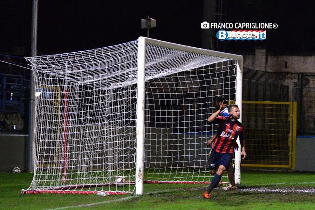 Fabio Oggiano, a segno nella sfida del Curlo della passata stagione