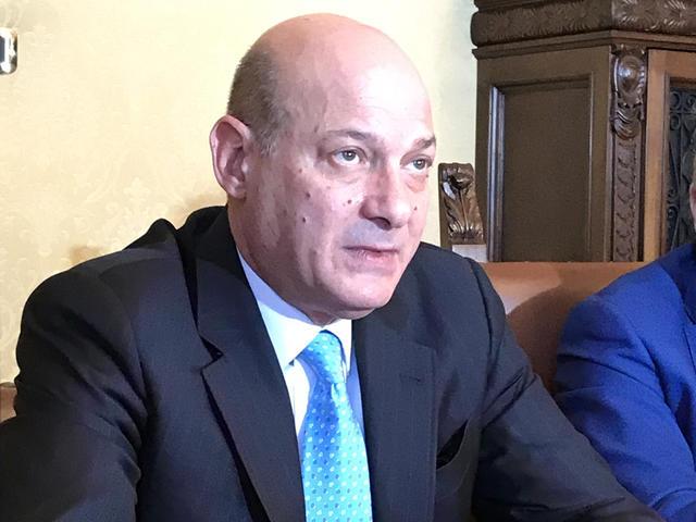 Demetrio Martino, prefetto di Taranto