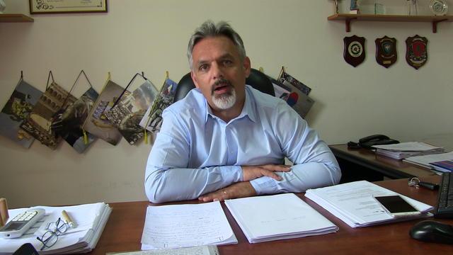 Luca Lopomo, sindaco di Crispiano - Foto crispiano online