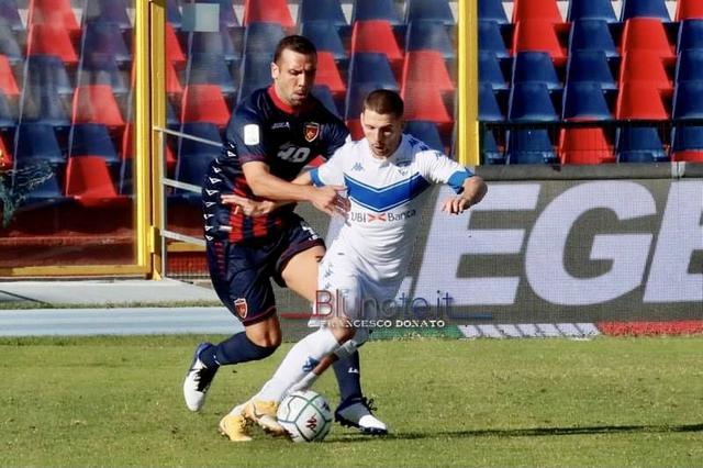 Cosenza-Brescia 1-2