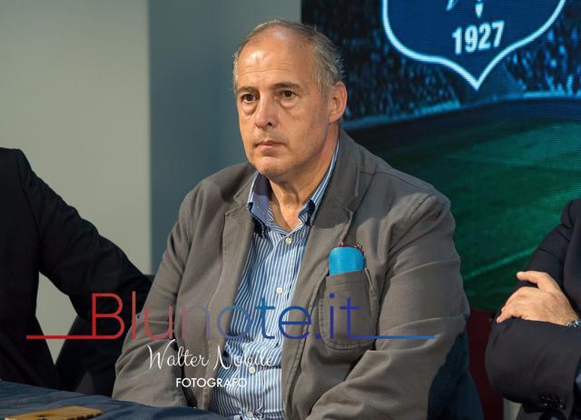 Gino Montella, ex direttore generale del Taranto