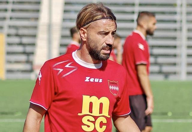 Evangelista Evans Cunzi - Foto Sorrento Calcio
