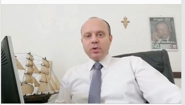 Giampaolo Vietri, consigliere comunale Fratelli dItalia