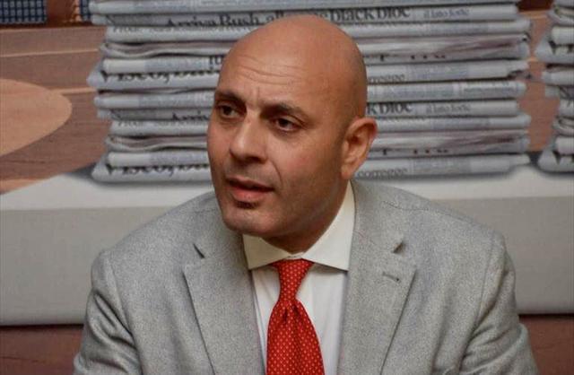 Antonio Marinaro, presidente di Confindustria Taranto