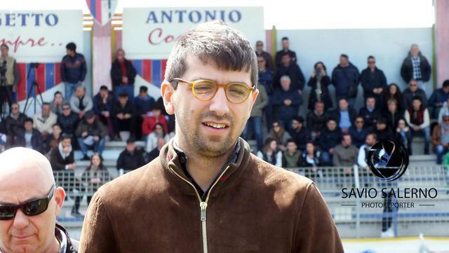 Antonio Cupparo, patron del Francavilla in Sinni