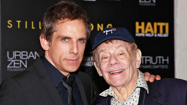 Da sinistra: Ben e Jerry Stiller