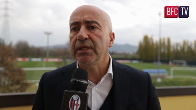 Daniele Corazza, responsabile del settore giovanile del Bologna
