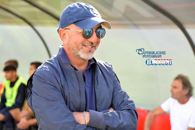 Rosario Campana, allenatore