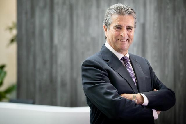 Emanuele di Palma, presidente BCC San Marzano