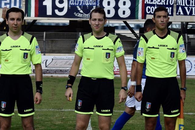 Simone Andreano di Prato - Foro Brindisi Football Club