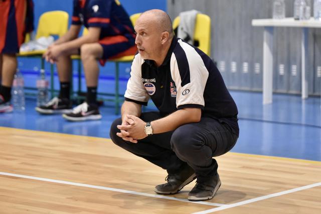 Coach Olive nella foto Aurelio Castellaneta