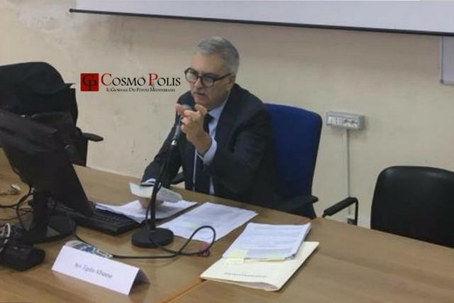 Egidio Albanese, amministratore unico Ctp