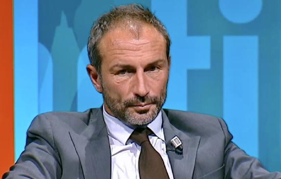 Davide Dionigi nella foto Sportitalia