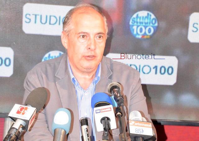 Gino Montella, direttore generale del Taranto - Foto Walter Nobile