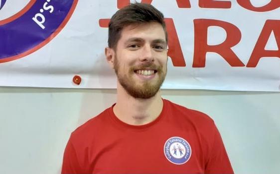Stefano Maruzzella, preparatore atletico della VTT Comes