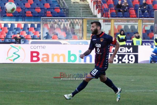 Bruccini, centrocampista del Cosenza