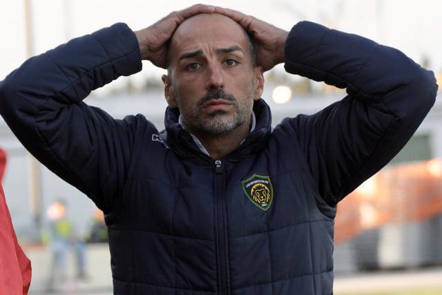 Roberto Taurino - Foto Anna Verriello / Usd Bitonto Calcio