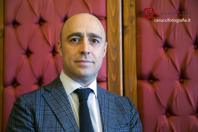Piero Bitetti, consigliere comunale e provinciale