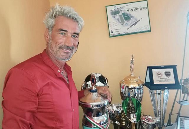 Giuseppe Ricci, presidente della Junior Taranto
