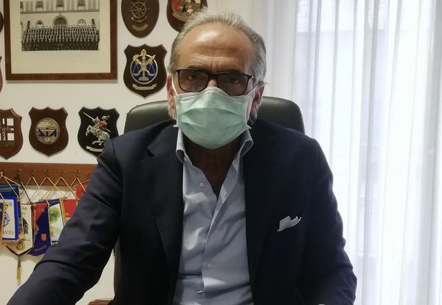 Michele Conversano, Direttore del Dipartimento di Prevenzione ASL Taranto