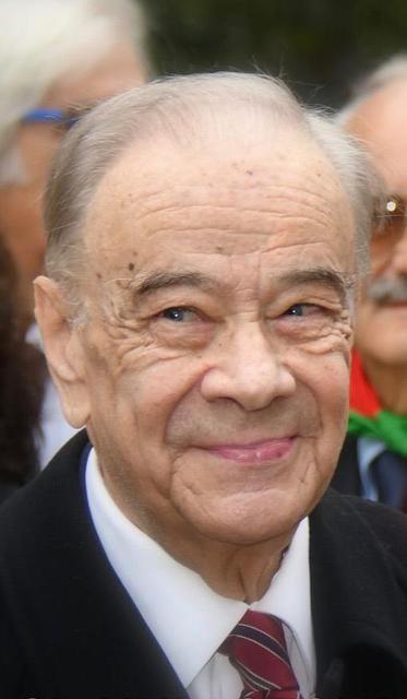 Gianni Rotondo nella foto di Max Perrini