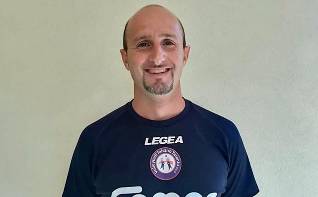 Mimmo Minelli, allenatore della VITT Comes