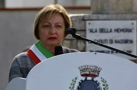 Maria Rosaria Borracci, sindaco di Palagianello