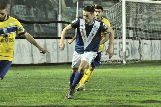 Cristiano Ancora - Foto Brindisi Football Club pagina Facebook