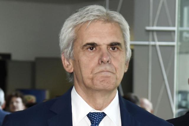 Marcello Nicchi, presidente associazione italiana arbitri