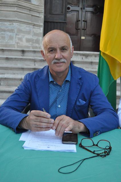 Franco Andrioli sindaco di Statte