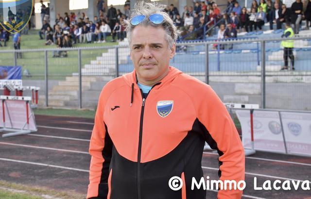 Alfredo Paradisi ha debuttato con una sconfitta sulla panchina del Grottaglie