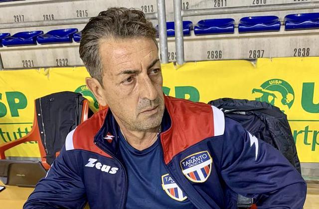 Angelo Bommino, coach della New Taranto