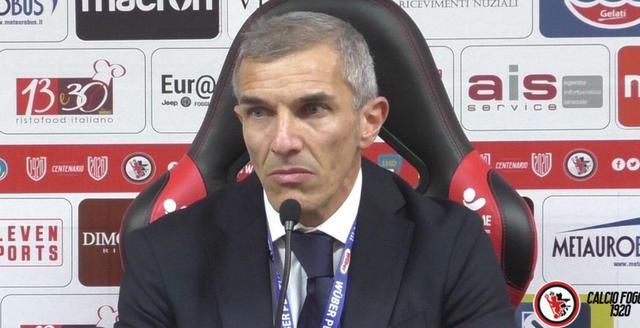 Davide Pelusi, amministratore delegato del Foggia