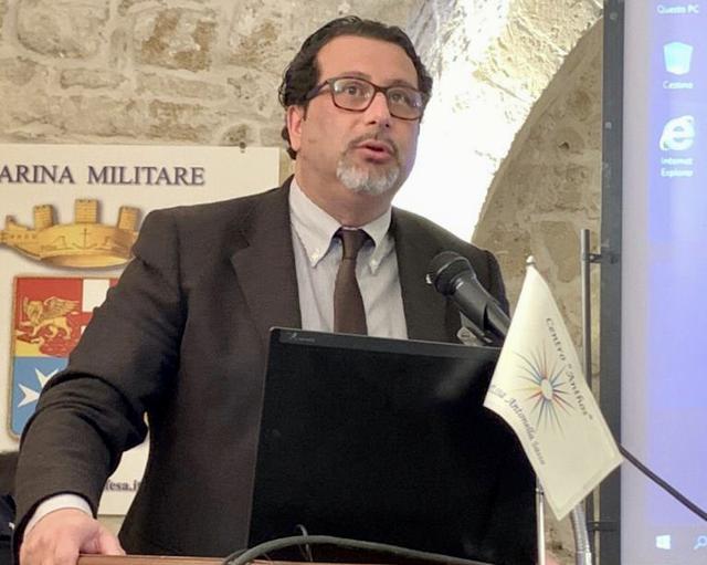 Antonio Castellucci, segretario generale Cisl Taranto Brindisi